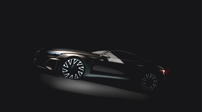 Per Audi l'anti-Tesla Model S sarà la e-tron GT