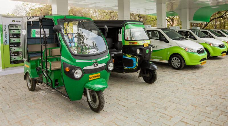 10.000 veicoli elettrici: la via indiana alla batteria passa da tricicli, risciò
