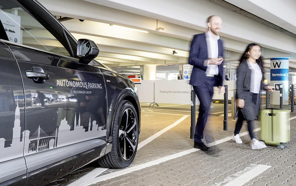 Da Bosch al gruppo Volkswagen il parcheggio automatizzato attira tutti 2