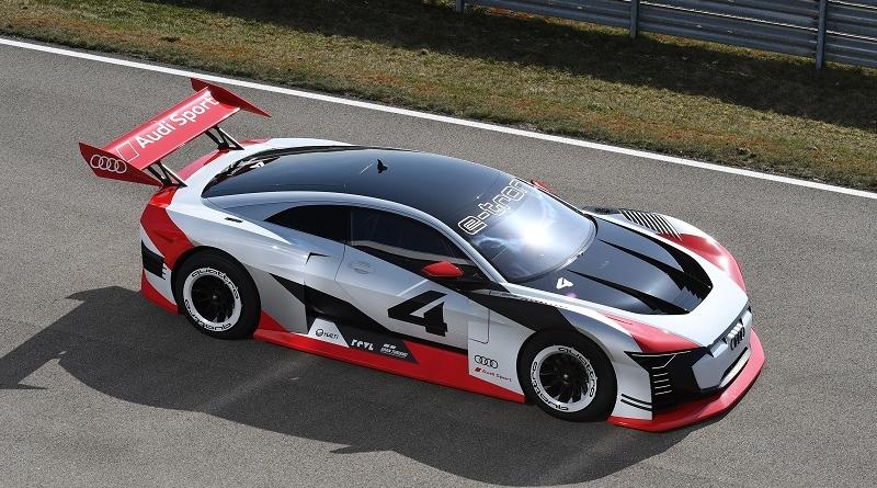 Dalla Playstation alla pista: è la genesi dell'Audi e-tron Vision Gran Turismo