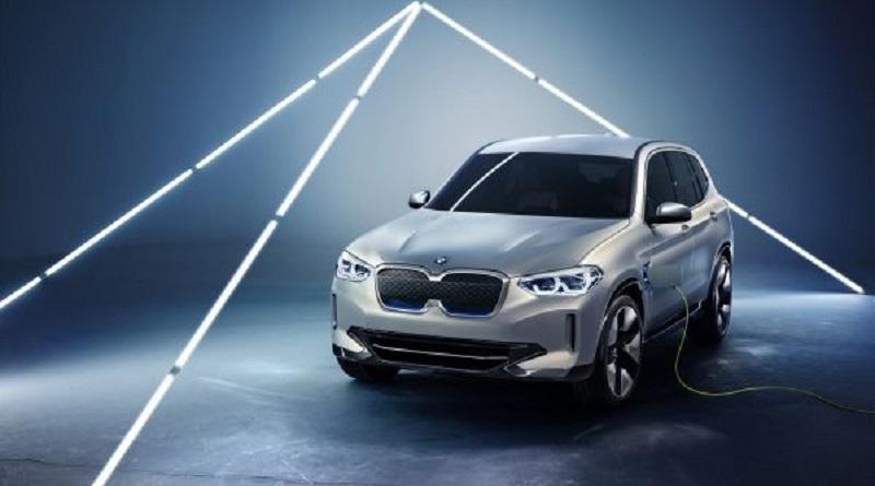 Il Concept iX3 di BMW fa pensare ad una via bavarese alla mobilità elettrica
