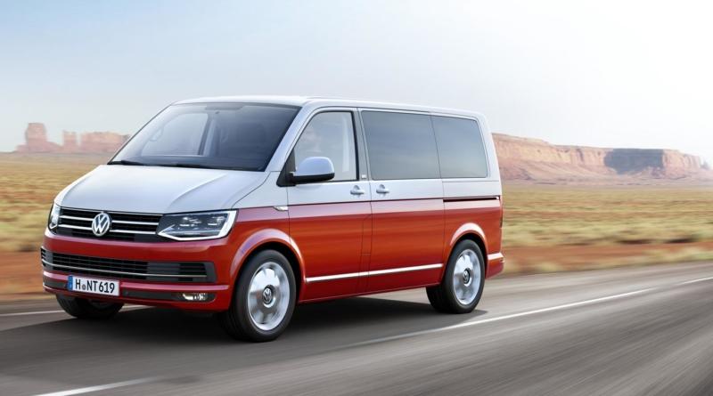 Dal California alla California, i furgoni Volkswagen con Apple non vanno fuori tema