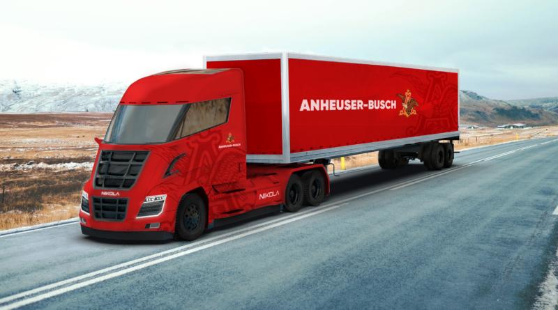 Mega-ordine da 800 semi-rimorchi fuel cell per Nikola Motor