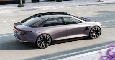 Byton per iniziare punta a produrre 150.000 berline e SUV elettrici