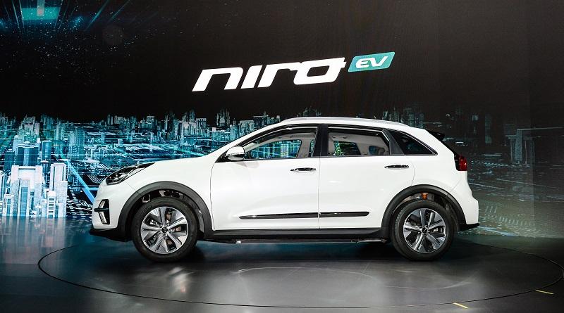 Con la Niro EV Kia adesso punta a primeggiare tra i crossover elettrici