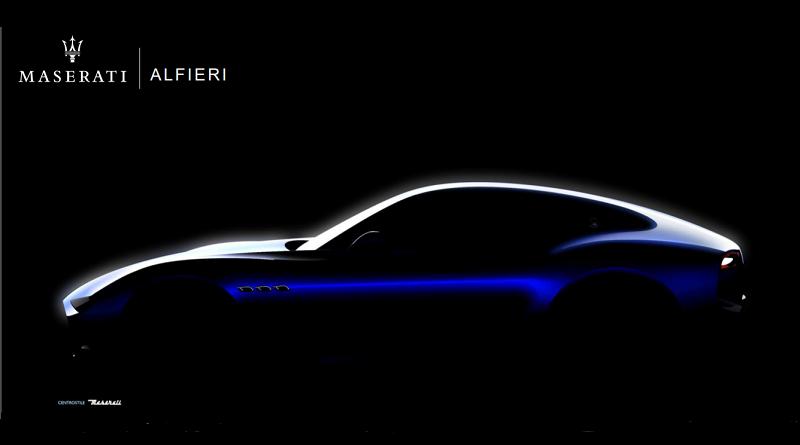 """Le star inattese di Balocco: una cravatta blu e la prima """"Maserati blue"""""""