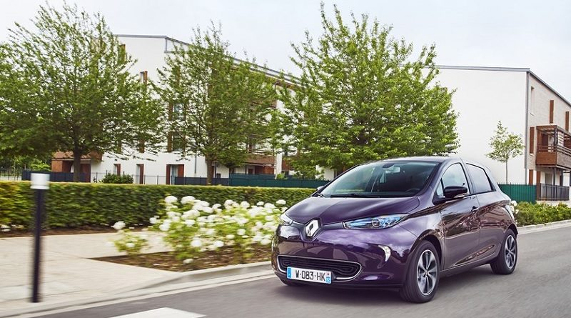 2.000 veicoli elettrici Renault al servizio dei parigini (e non) entro il 2019