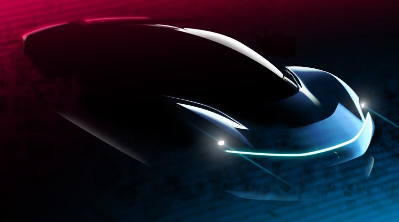 A New York Automobili Pininfarina svela nuove immagini della PFO elettrica