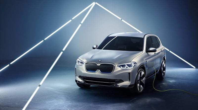 Per la BMW iX3 elettrica si scomoda anche il primo ministro cinese Li