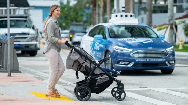 Nel report sulla sicurezza Ford cerca più fiducia nella guida autonoma
