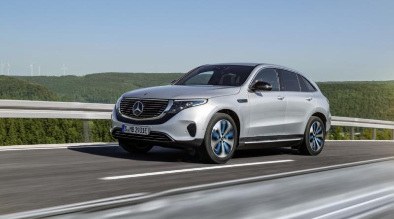 Quell'atmosfera svedese per il lancio EQC: il primo SUV elettrico Mercedes-Benz 1