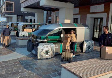 Al Salone di Hannover Renault apre le porte al concept EZ-PRO