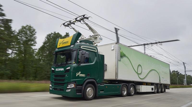Dalla Valtellina alla Brebemi: in Lombardia i filo-camion fanno strada