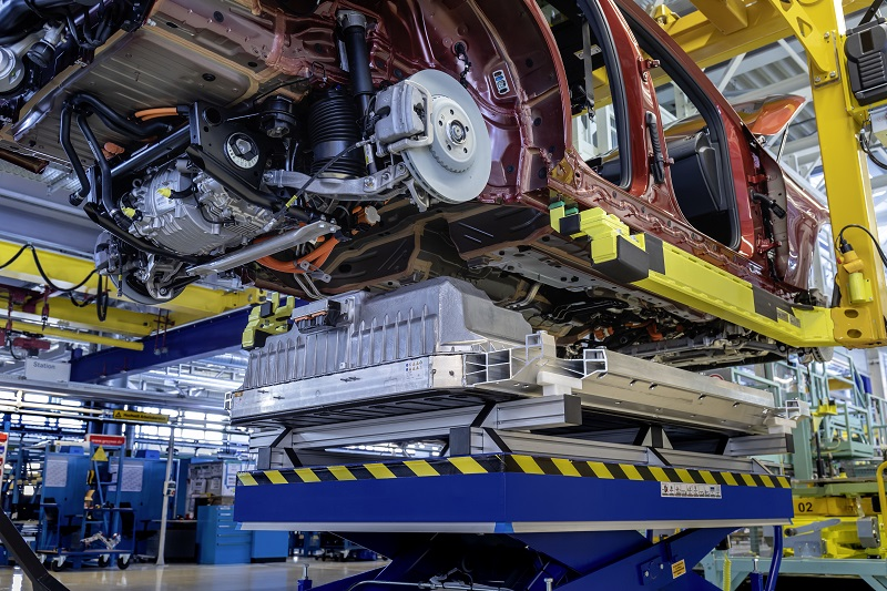 Due settimane per far volare i primi SUV elettrici premium tedeschi 1