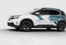 In attesa di vederla in strada nel 2019 Citroën C5 Aircross Hybrid Concept a Parigi