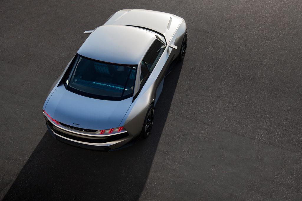 Peugeot e-Legend 1