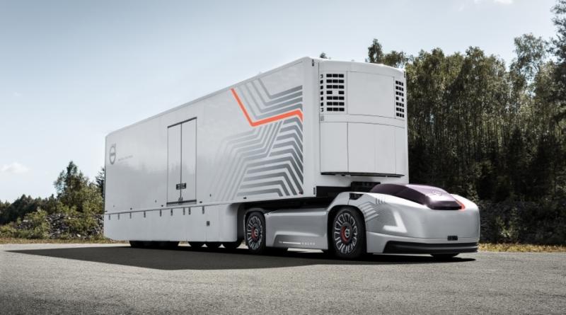 Presentato Vera concept Volvo Trucks a zero emissioni che azzera la cabina