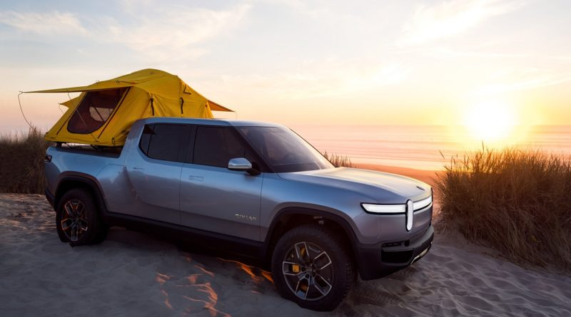 Al Salone dell'Auto di Los Angeles debutta l'esagerato pick-up Rivian R1T