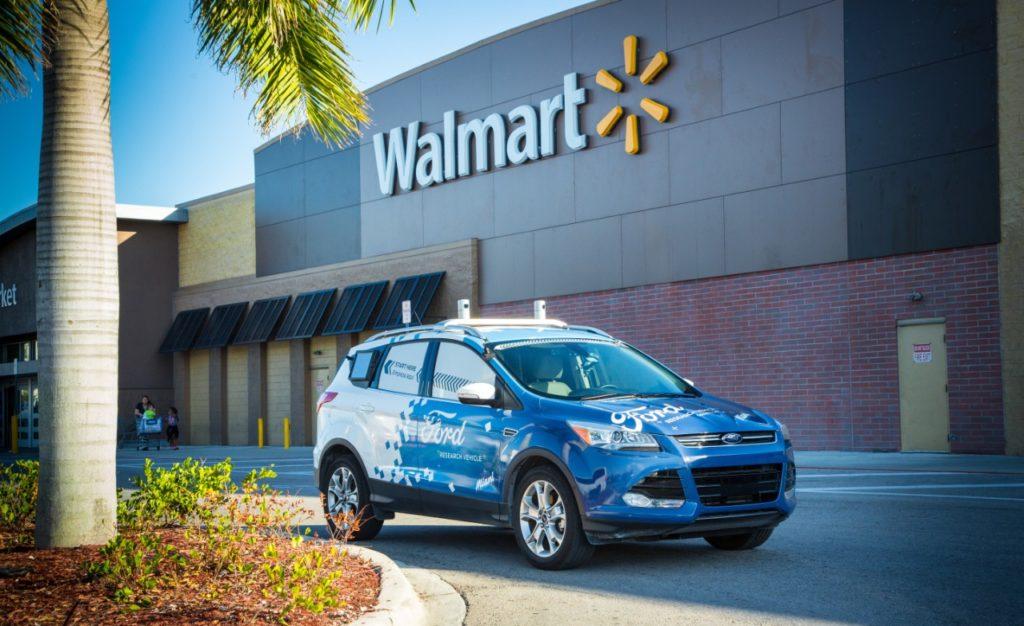 Ford e Walmart proveranno le consegne con veicoli autonomi in Florida nel 2019 1