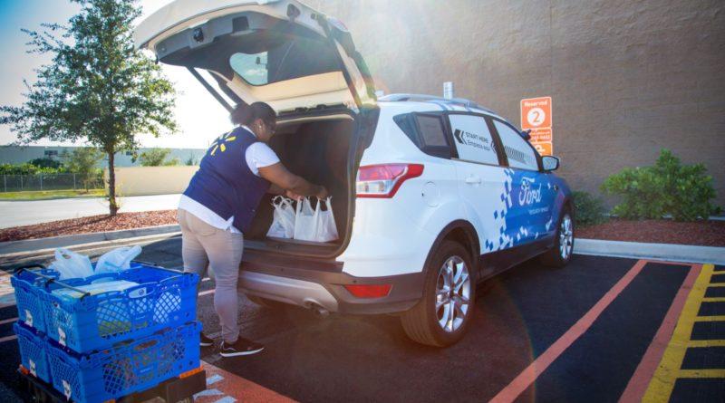 Ford e Walmart proveranno le consegne con veicoli autonomi in Florida nel 2019