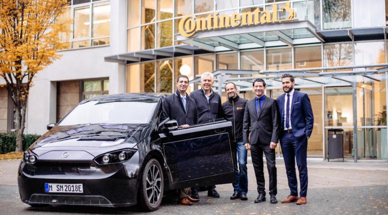 Per Sono Motors accordo con Continental e fine dell'illusione sul prezzo della Sion