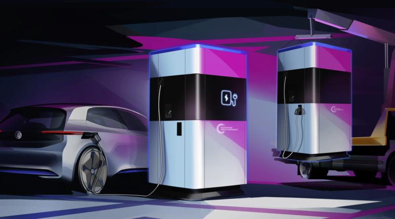 Dal 2020 saranno realtà le batterie mobili Volkswagen, salvagente per le auto elettriche