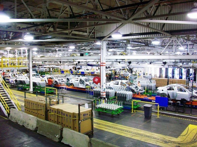 La fabbrica di auto elettriche di cui si parlerà di più in futuro è nell'Ohio 2