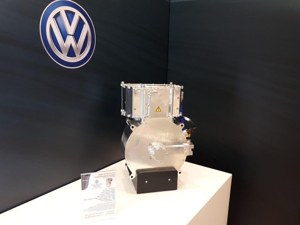 """La Volkswagen ID R Pikes Peak scelta da AUTO21 come """"veicolo elettrico 2018"""" 1"""