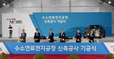 """Per arrivare a mezzo milione una non basta: seconda fabbrica Hyundai dedicata alle """"fuel cell"""""""