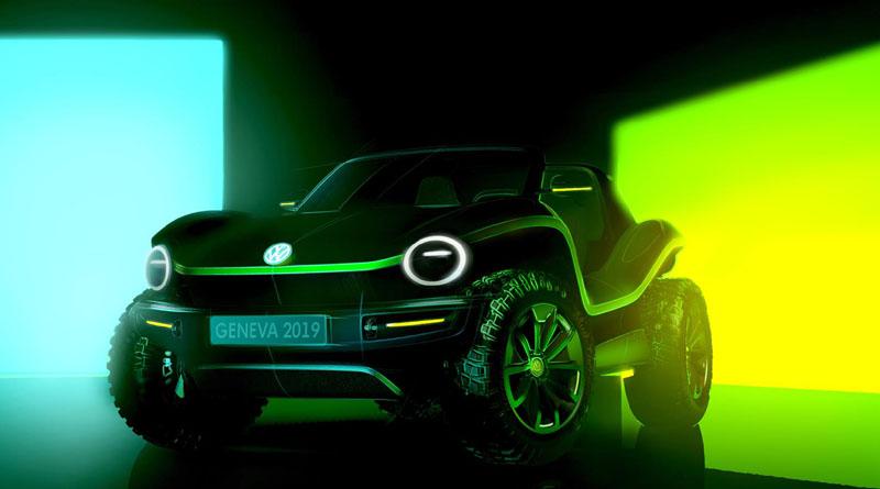 A Ginevra anteprima per il buggy Meyers Manx versione zero-emissioni