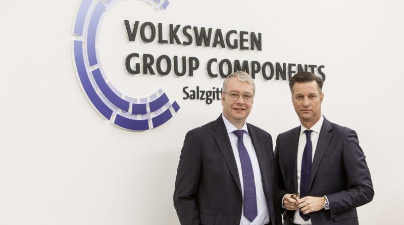 Affidata a Volkswagen Group Components le responsabilità del settore batterie per auto elettriche
