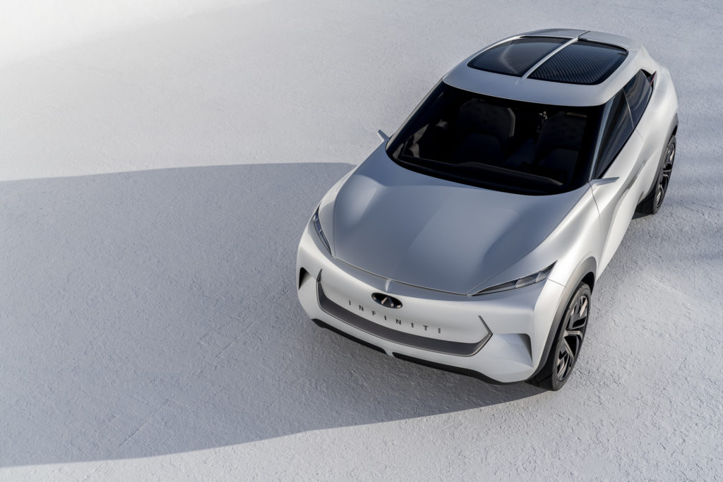 """Il concept QX Inspiration diventerà noto come """"La Traviata"""" dei SUV elettrici?"""