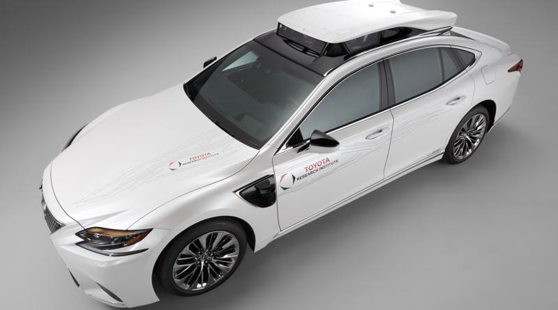 """Il """"Toyota Guardian"""" è già così sicuro che i giapponesi non vogliono tenerselo tutto per se'"""