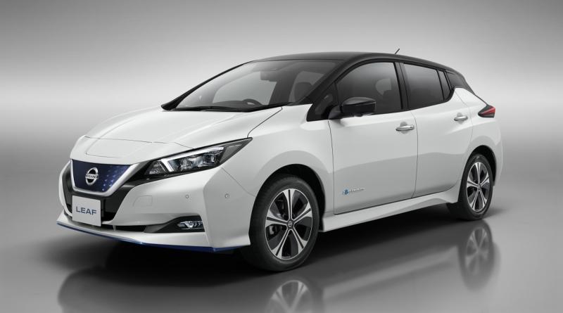 Nissan ha presentato l'attesa Leaf 3.Zero e+ Limited Edition a Las Vegas 1