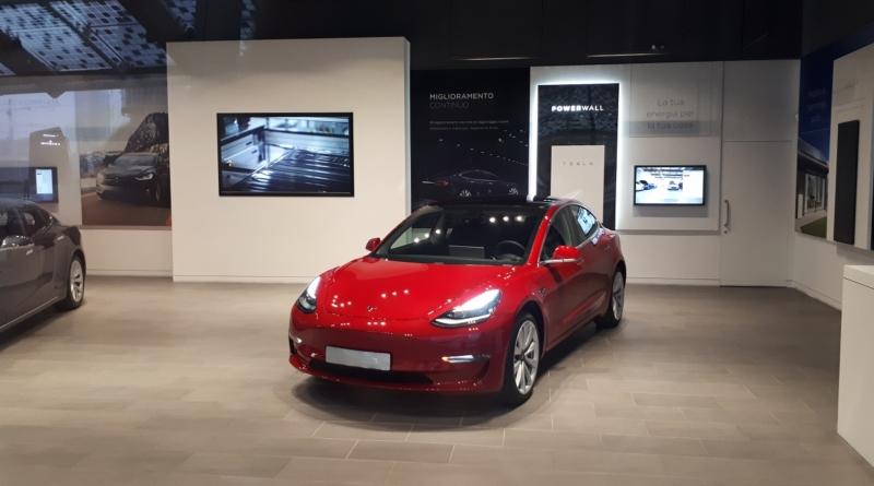 Vi siete chiesti quante saranno le Tesla Model 3 vendute in Italia nel 2019?