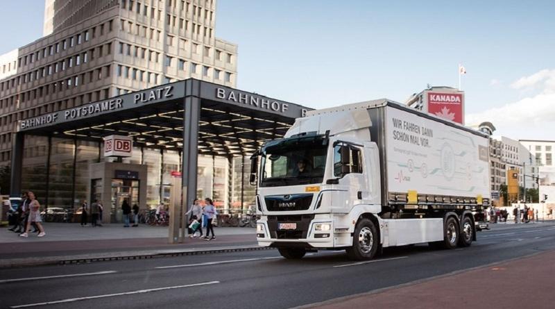 EU camion emission