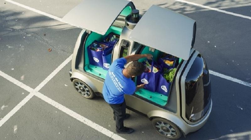 Frutta e verdura valgono quasi $1 miliardo... se è per consegnarle coi droni a guida autonoma 1