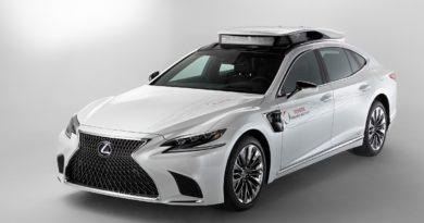 Arriva prima Toyota ad utilizzare il simulatore Drive Constellation di Nvidia