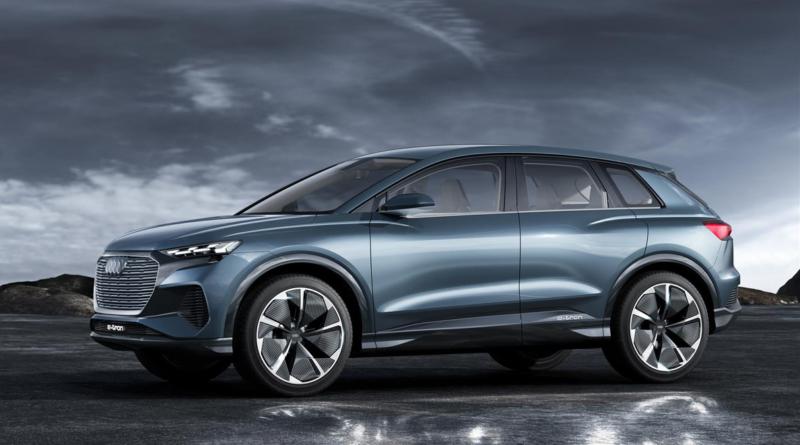 Audi svela al Salone di Ginevra il suo SUV elettrico entry-level: Q4 E-tron