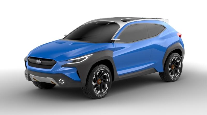 Il concept Subaru VIZIV Adrenaline potrebbe avere le linee della prima elettrica della marca