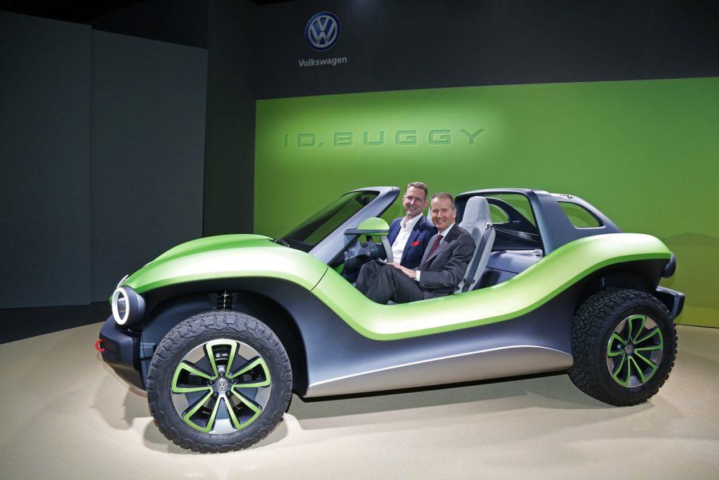 Il nuovo mondo della mobilità elettrica sarà tutto un Buggy (e dovevamo saperlo)
