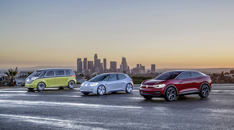 L'Europa deve essere rassegnata al terzo gradino del podio nell'auto elettrica? 1