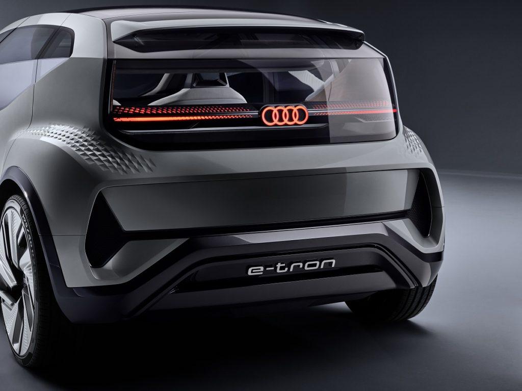 Audi AI:ME, ovvero la mobilità per le metropoli a misura di conducente