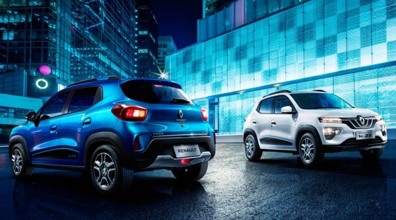 Con City K-ZE, Renault è il primo gruppo occidentale a sfidare i cinesi nelle cittadine elettriche