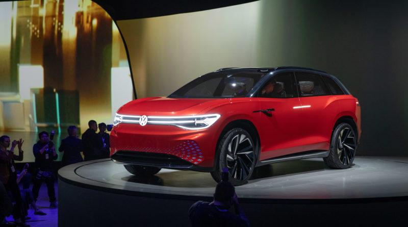 Con ID Roomzz Volkswagen affila le armi per il primato dei SUV elettrici cinesi