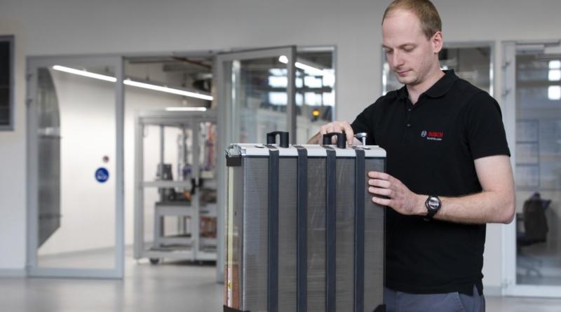 Dal 2022 Bosch partirà con la produzione in grandi volumi della tecnologia fuel cell