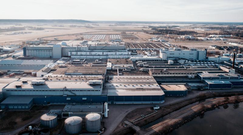 """La fabbrica """"verde"""" di Trollhättan scelta da Sono Motors per la produzione della Sion"""