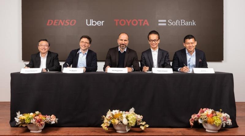 Uber è più giapponese e sempre più prudente, e la cosa le rende bene