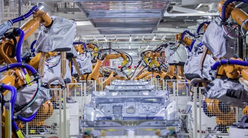 VW China Jac Motor