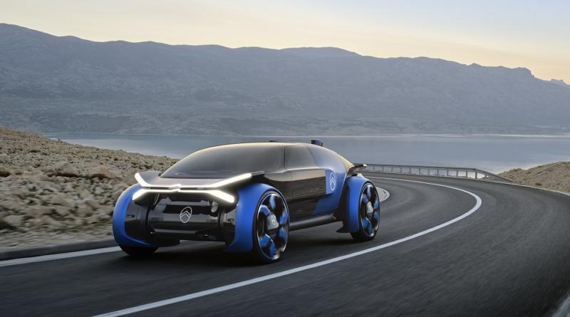 Citroën, l'anticonformista centenaria, fa ancora un centro con un concept: elettrico e degno di tal nome 1